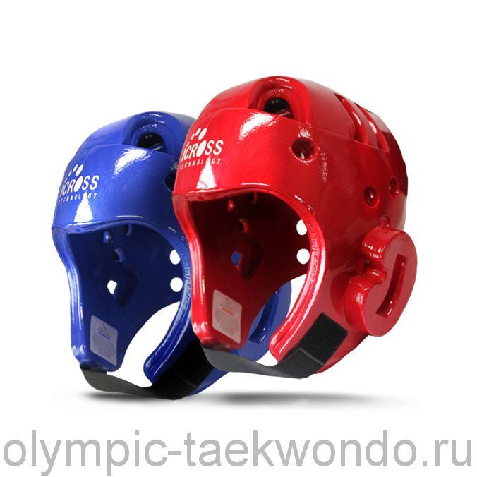 Электронный защитный шлем (EHG) iCROSS для систем KP & P и iCROSS